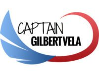 Captain Gilbert Vela