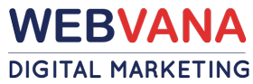 Webvana Digital Marketing Logo